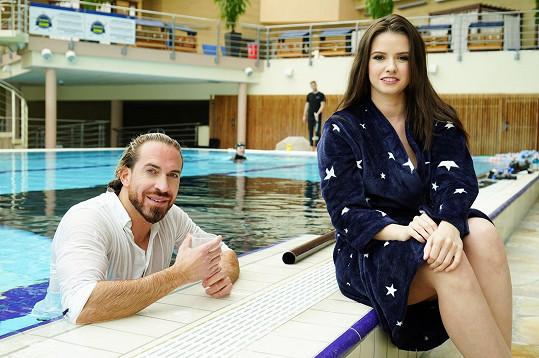 Novou kampaň fotila Dominika s kadeřníkem Tomasem Arsovem.