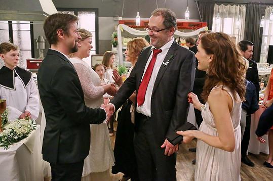Seidlová je ke svatbách skeptická.