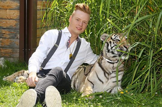Potom s tygřicí