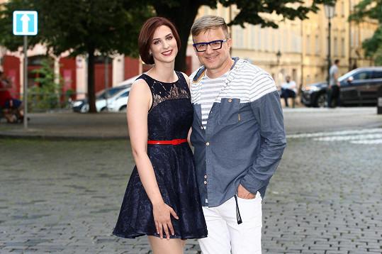 Petr Kotvald má atraktivní dceru.