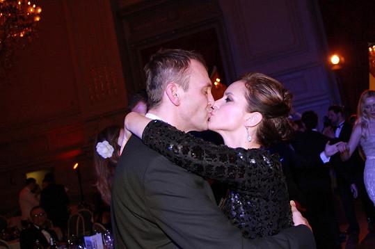 Jan a Kamila Tománkovi letos oslaví 15 let od svatby.