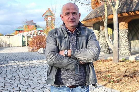 Jiří Antoš je jedním ze sedmi účastníků projektu Milionář mezi námi.