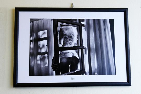 Akty začal Hynek Čermák fotit před sedmi lety. Je to jeho velký koníček.