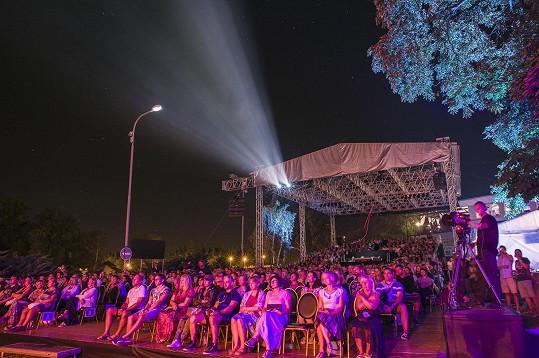 Festival filmové hudby si nenechala ujít celá řada známých osobností.