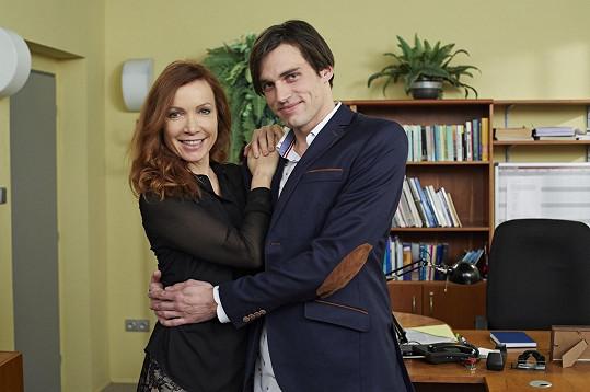 Stanislava Jachnická a Vuk Čelebič