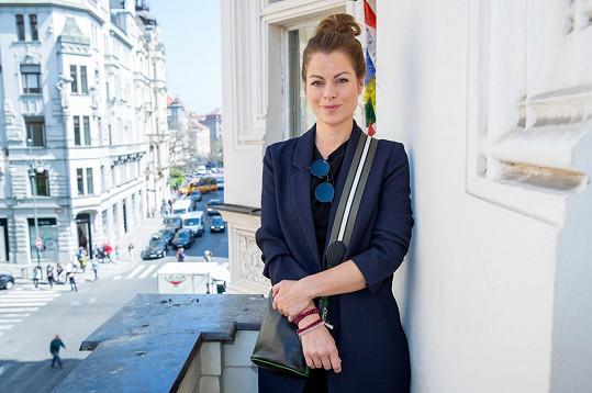 Hana Holišová chce ve svých aktivitách trochu polevit.