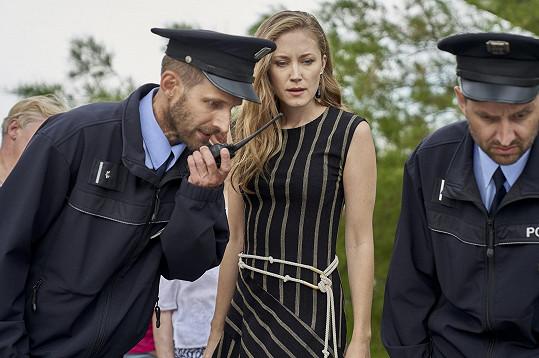 Tereza se brzy objeví ve filmu Případ mrtvého nebožtíka režiséra Miloslava Šmídmajera, který přijde do českých kin 16. ledna 2020.