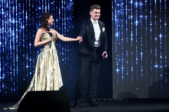 Zazpívali spolu duet v rámci finále soutěže Anděl mezi zdravotníky.