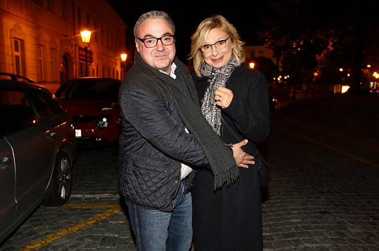 Martin Zounar s Janou Paulovou