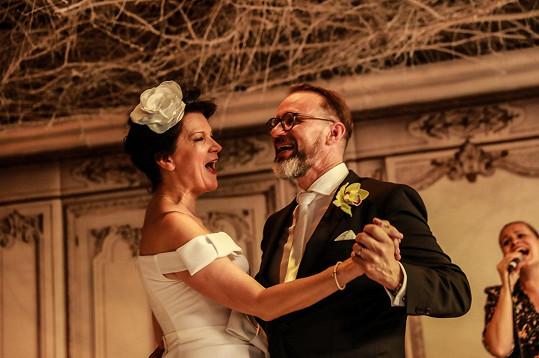 A první tanec manželů