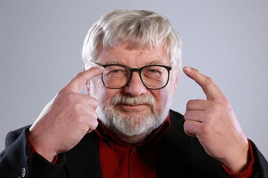 Josef Klíma je už trojnásobným dědou.