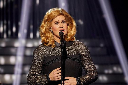 Albert byl jako Adele nepřekonatelný.