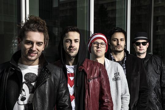 Jan Kopečný, Petr Ryšavý a další členové kapely Botox.