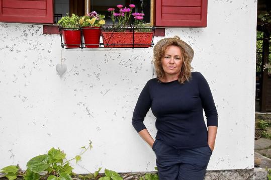 Jitku Sedláčkovou předpadly v karanténě chmury a zdravotní komplikace.