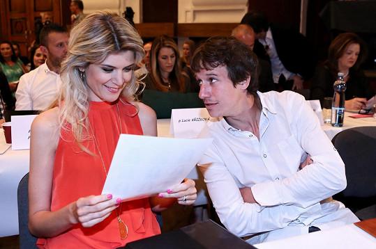 V porotě zasedli například Martin Kraus a Iveta Vítová.