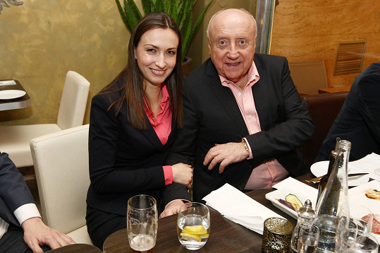 Felix Slováček a Lucie Gelemová jsou spolu už čtyři roky.