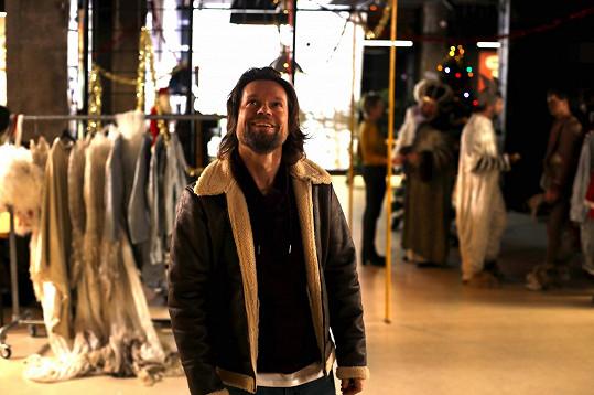 Ve filmu Přání Ježíškovi hraje mj. Richard Krajčo.