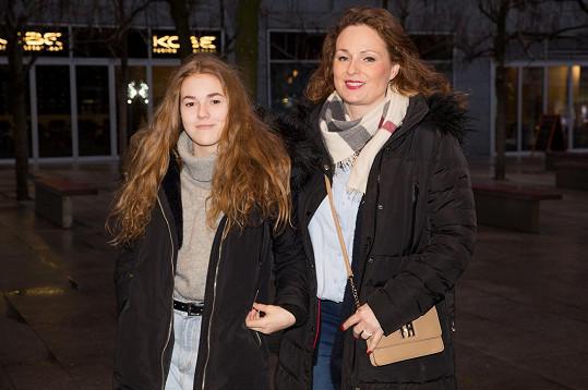 Markéta Hrubešová se pochlubila dospívající dcerou.