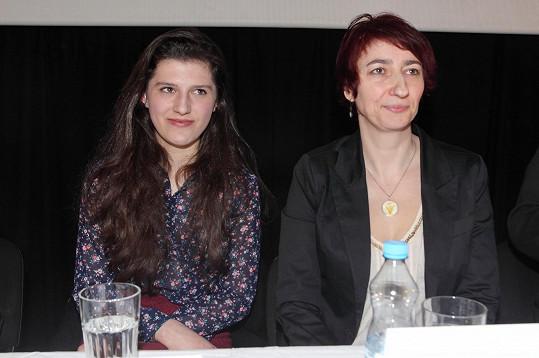 Nos jako Simona Babčáková neměla na castingu žádná.