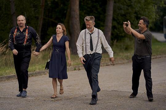 Film popisuje setkání bývalých spolužáků.