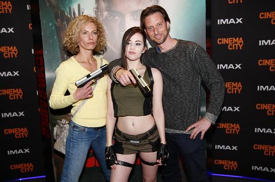 Premiéra filmu Tomb Raider