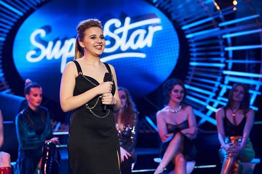 Diana Kovaľová patří k velkým favoritkám SuperStar.