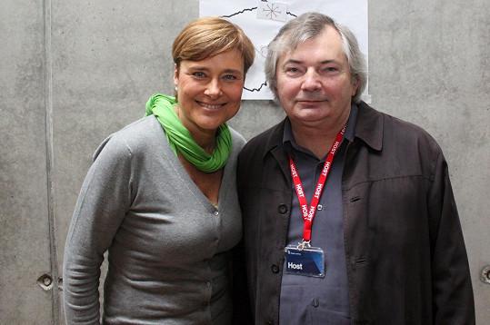 Marie Retková a Ján Zákopčaník