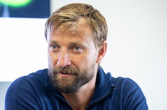 Jiří Vaněk je novým partnerem Petry Kvitové.