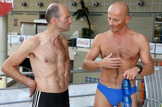Gondík se svěřil do rukou zkušeného instruktora Martina Zajace.