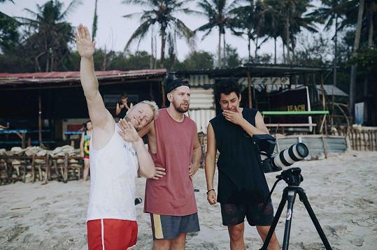 Záběry vznikly loni, s vydáním klipu kapela čekala na vhodnou chvíli.
