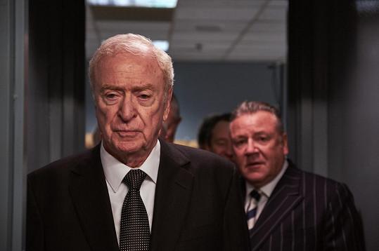 Herec, který exceloval například ve filmu Králové zlodějů, chce v práci zvolnit.