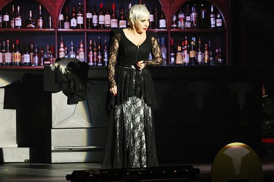 Dagmar Pecková na show Wanted