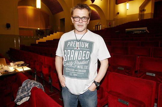 Roman Štolpa režíruje muzikál Romeo a Julie.