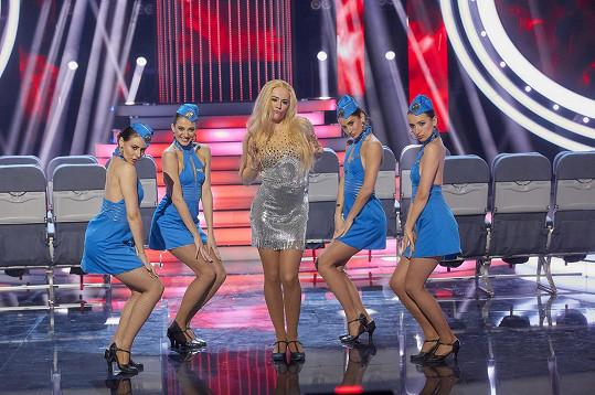 Vojta Drahokoupil jako Britney Spears