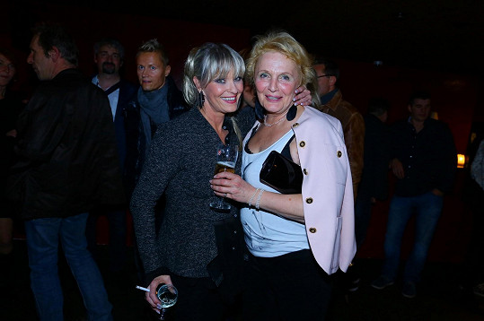 Regina byla ráda, že si ji její kolegyně z divadla Ungelt Chantal Poullain vybrala do projektu.