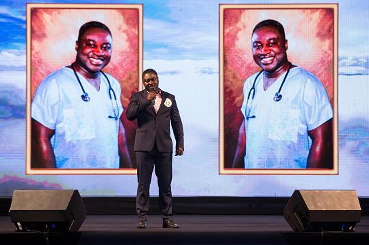 Patrice byl sám překvapený nejprve z nominace a pak z vítězství v soutěži Anděl mezi zdravotníky.