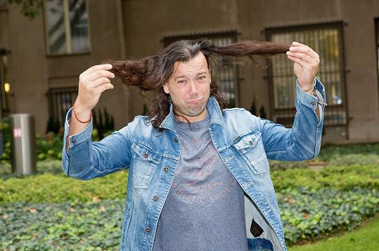S dlouhými vlasy jsme znali Michala alias Rudu z Ostravy dlouhé roky.