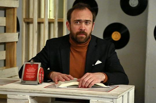 Zpěvačka přiznala rozchod s hercem Jiřím Hánou.