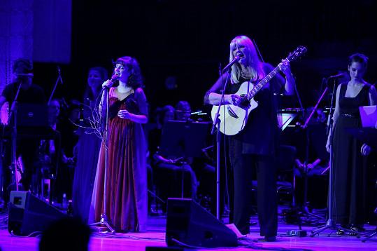 Věra Martinová se stala hostem na hudební a taneční show Vesna.