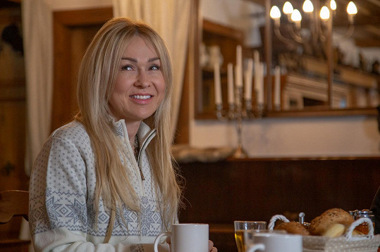 Kateřina Kaira Hrachovcová si zahraje v komedii Špindl 2.