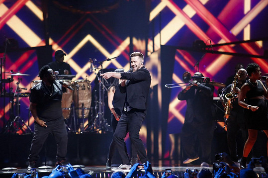 Na finále Eurovize vystoupí Justin Timberlake.