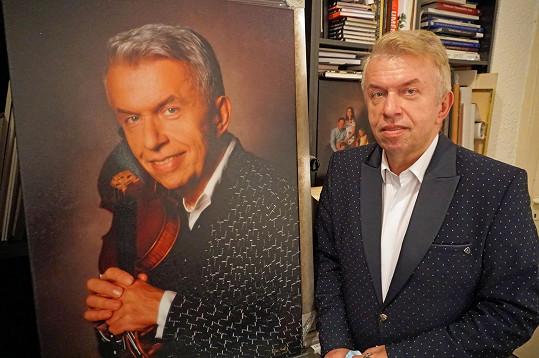 Jaroslav Svěcený se rozpovídal o svých zdravotních problémech.