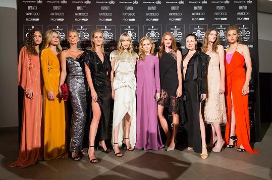 Tvrdíková patří do sestavy topmodelek z agentury Elite Prague a Elite Bratislava.