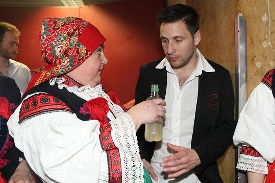 Martin Písařík zazpíval na vzpomínkovém koncertě na Michala Tučného.