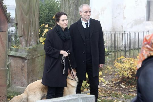 Lukáš Vaculík a Tereza Kostková se opět sejdou v seriálu Temný kraj.