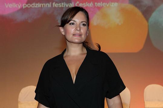 Jitka Čvančarová promluvila o věcech, které ji dělají šťastnou.
