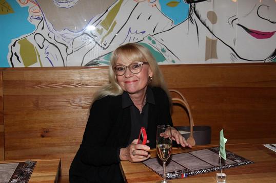 Kateřina Macháčková oslaví na konci měsíce pětašedesátku.
