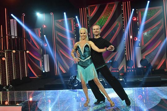 Dalibor Gondík a Alice Stodůlková opustili StarDance.