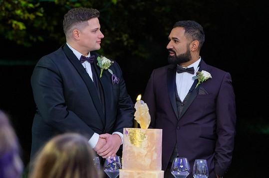 Soutěžící měli za úkol vymyslet tříchodové svatební menu, které by uspokojilo mlsné jazýčky snoubenců a hostů.