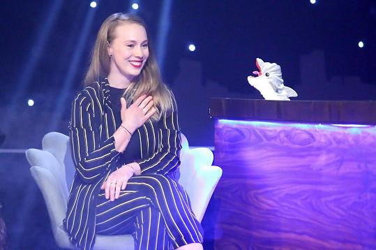 Aneta Krejčíková přiznala, že už jí došly peníze.